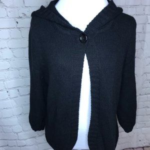 BCBG Max Azrira Hodded Sweater - NWT